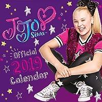 JoJo Siwa Official 2019 Calendar - Square Wall Calendar Format