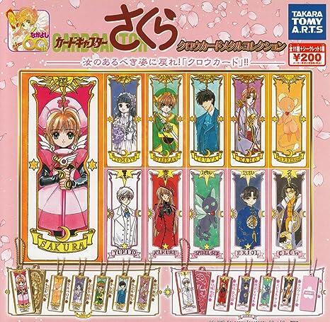 Cardcaptor Sakura Sealed Wand /& Crow Card Pink Toy Anime Free Shipping Used