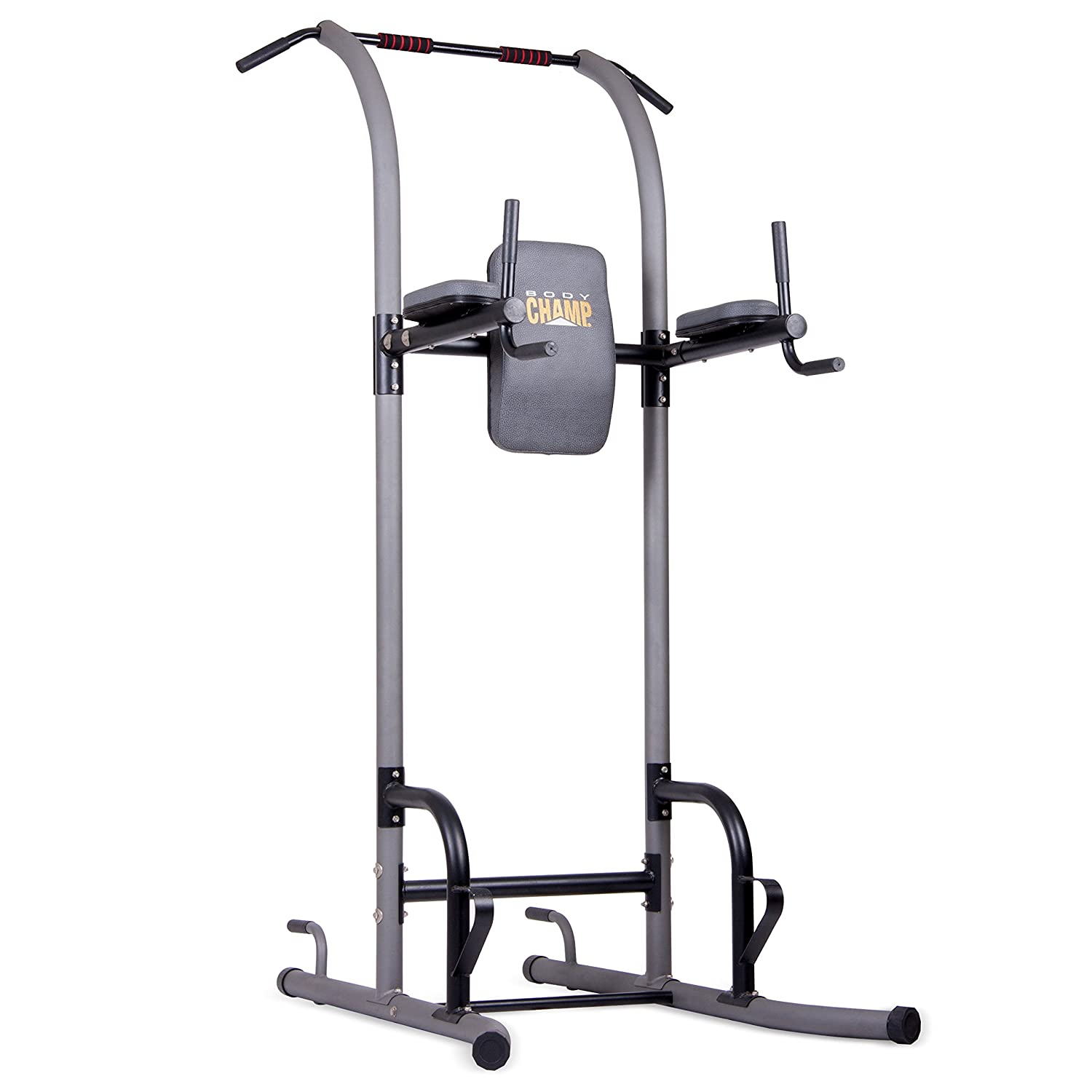 Amazon.com : Body Champ VKR1010 Fitness Multi function Power Tower/Multi  station for Home Office Gym Dip Stands Pull Up Push up VKR : Exercise Power  Stands ...