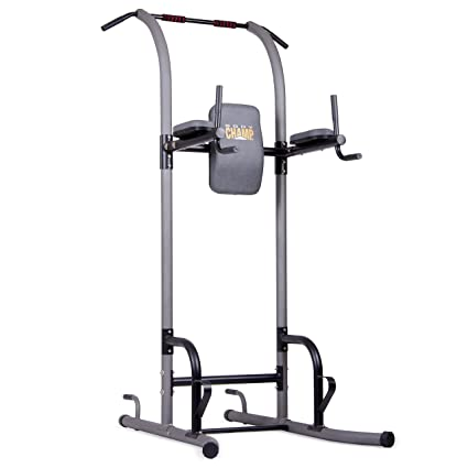 Body Champ VKR1010 Fitness Multi function Power Tower