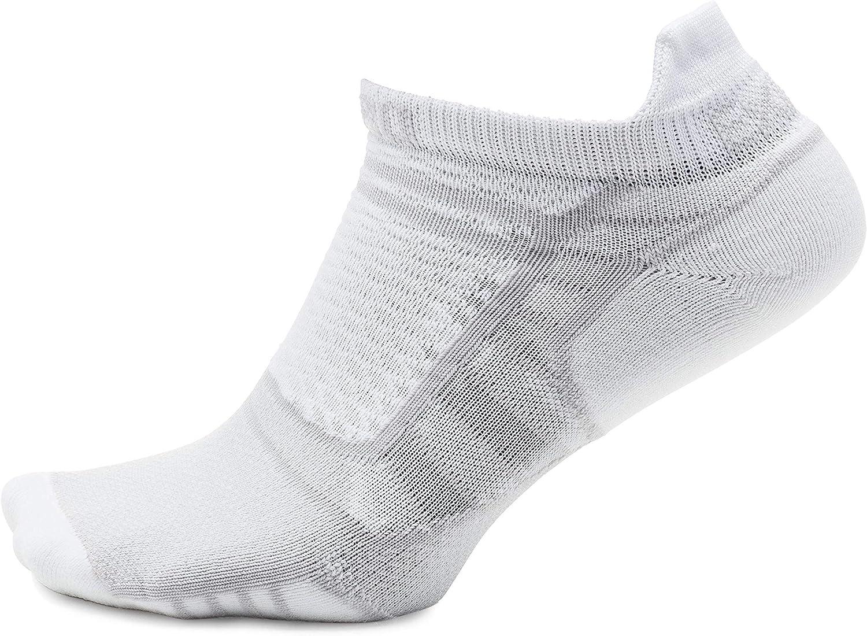 Thorlos Experia Unisex Prolite Xptu Ultra Thin Cushion No Show Socks