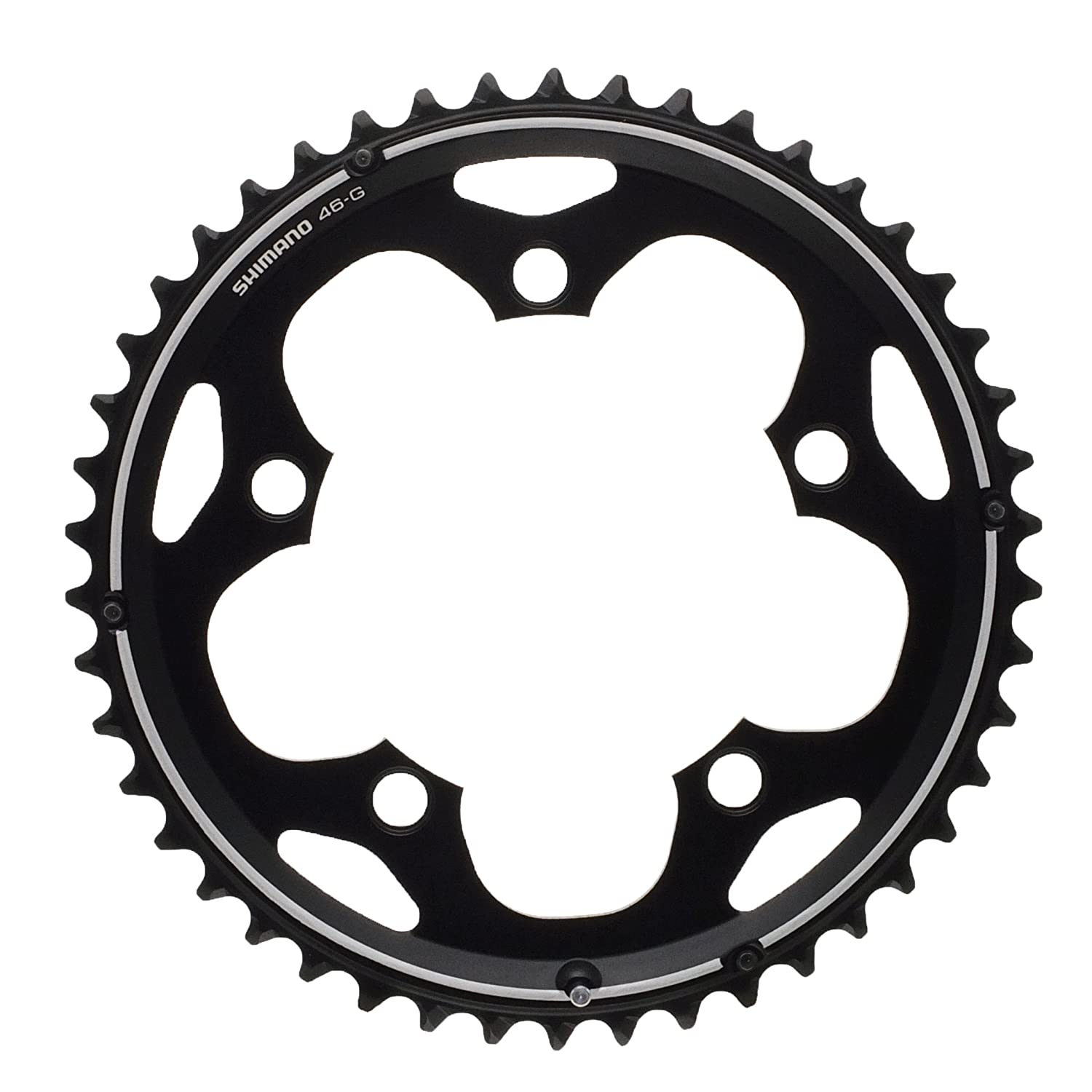 CR FCCX50 46T G-type BK by Shimano