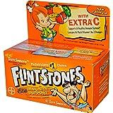 Flintstones Children's Multivitamin Supplements Chewable Tablets 60 ea