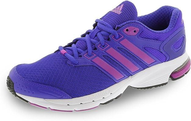 adidas - Zapatillas de Running para Mujer Morado Violeta: Amazon ...