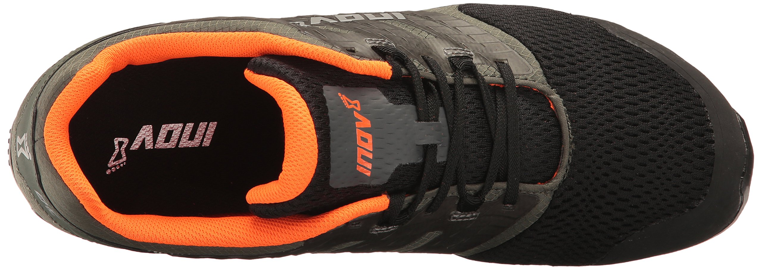 Inov-8 Men's Bare-XF 210 v2 (M) Cross Trainer Grey/Black/Orange 11 D US by Inov-8 (Image #8)