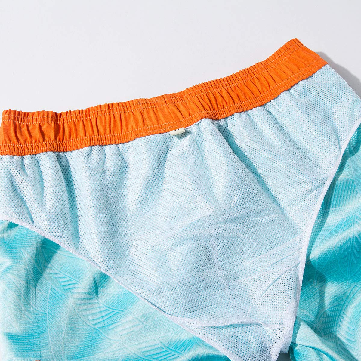 Percy Perry Mens Quick Dry Swim Trunk Bathing Suits Beach Holiday Swim Shorts