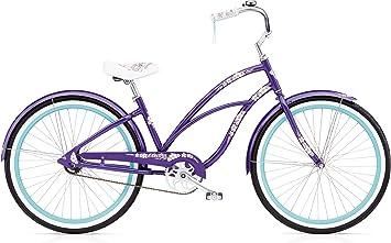 Electra Bike Bicicleta Cruiser Beach Cruiser Hawaii 3i violeta ...