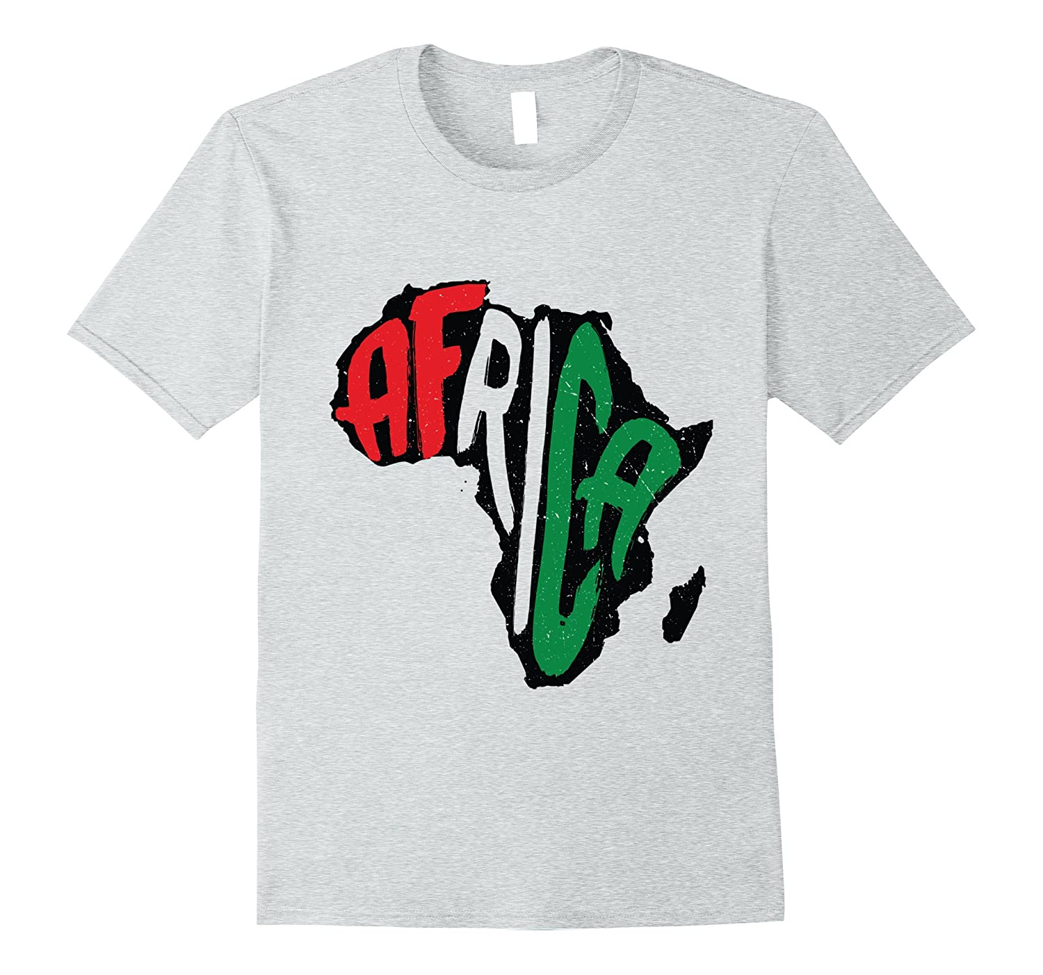 424ccc791 Outline Africa Continent Unity Pan Africa T-Shirt-PL – Polozatee
