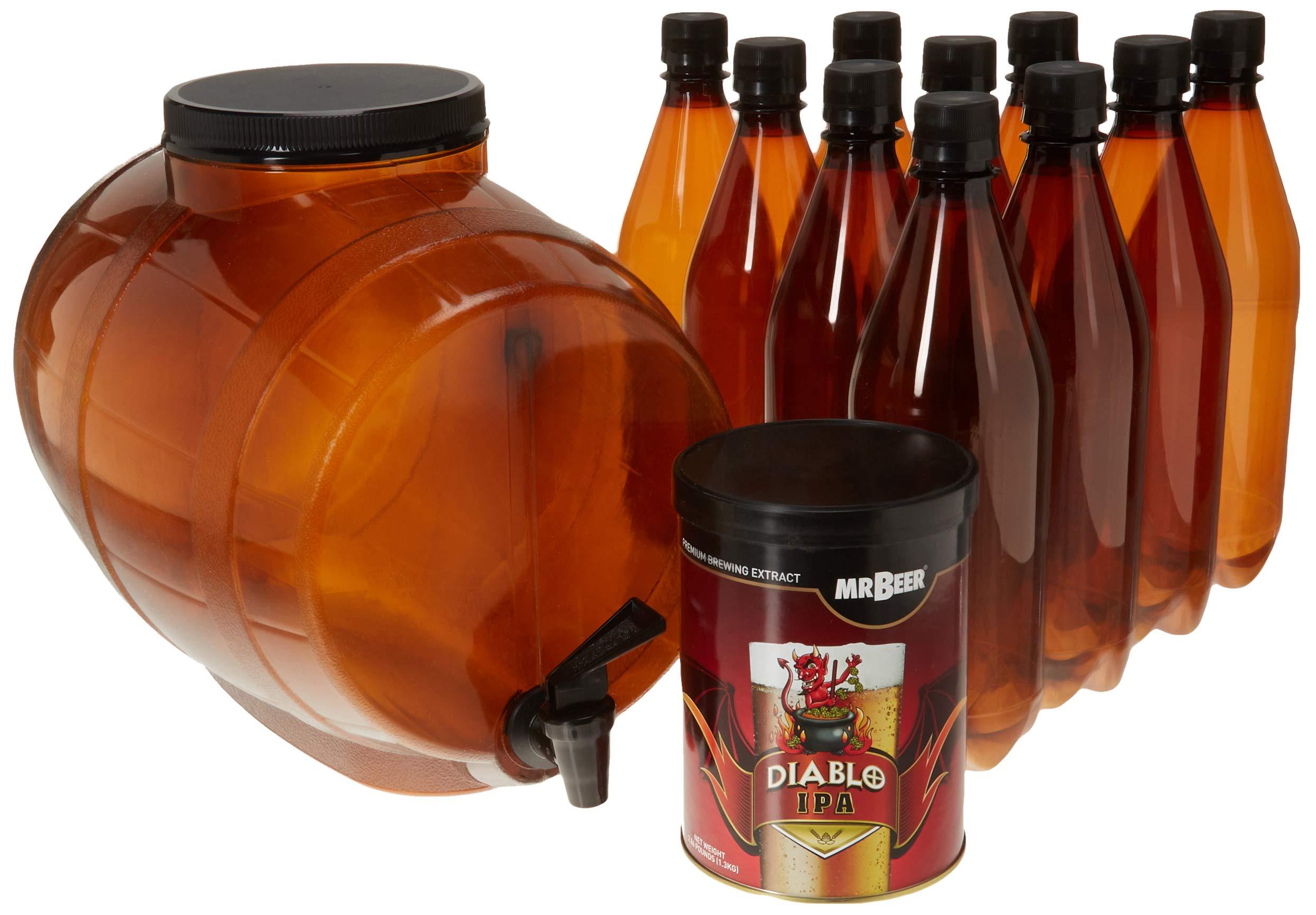 Mr. Beer 40-20970-00 Craft Collection Beer Kit
