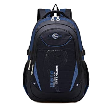 a598690ea13c MAYZERO Waterproof School Bag Durable Travel Camping Backpack for ...