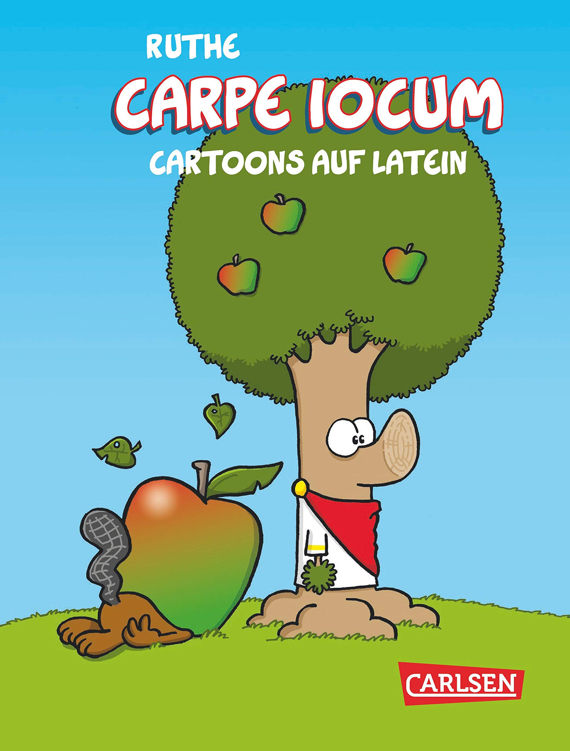 Carpe Iocum  Cartoons Auf Latein  Shit Happens