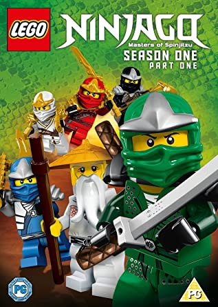 Picture of 5000193973 Lego Ninjago Masters of Spinjitzu - Season one - part one by artist Childrens