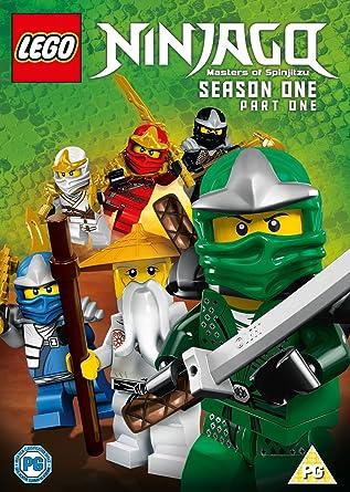 Lego Ninjago: Masters Of Spinjitzu. Season 1 Part 1 Reino ...