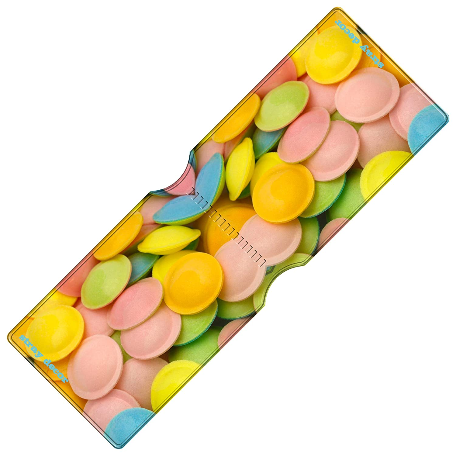 Flying Saucers Credit or Oyster Card Holder Bus Pass Wallet // Travel Stray Decor