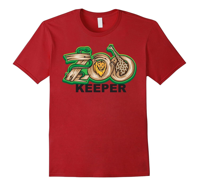 Zoo Keeper Animal Lover Shirt - Jungle Safari Explorer Gift-ANZ