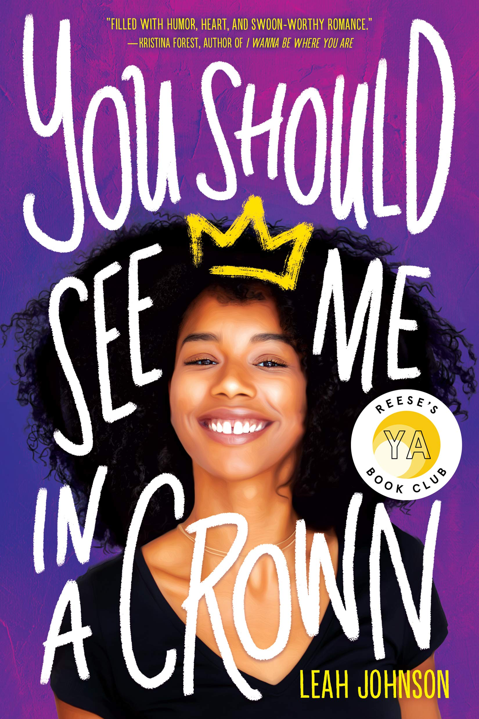 Image result for you should see me in a crown book