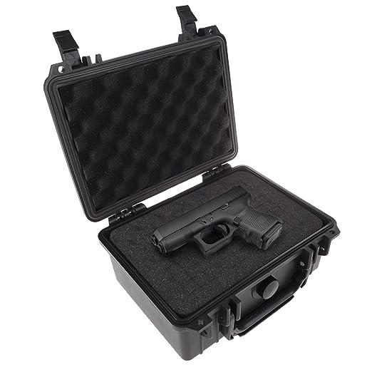 Amazon.com: Stalwart - Funda impermeable para pistola y ...