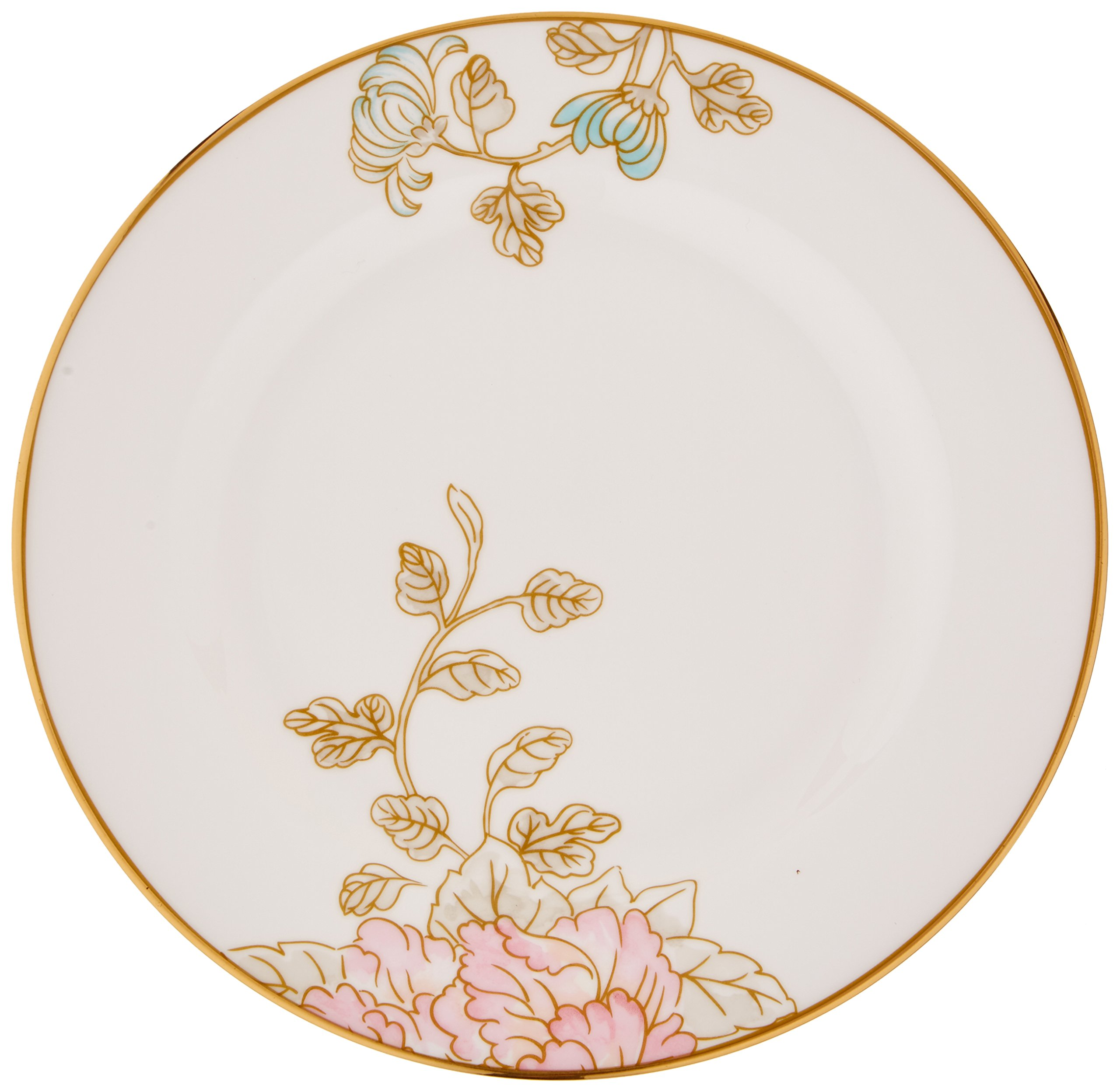 Lenox Marchesa Painted Camellia Butter Plate