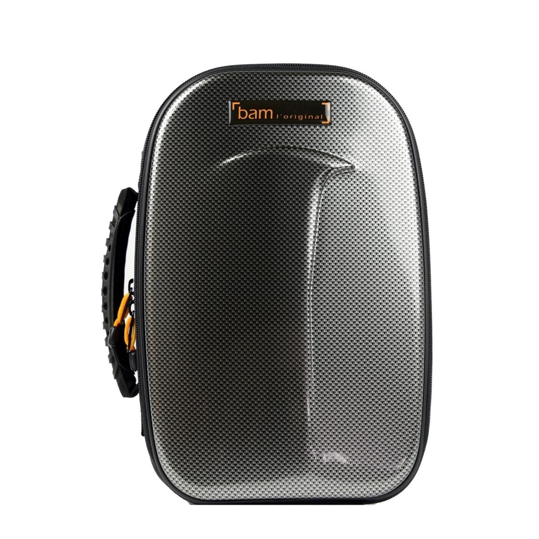 Bam New Trekking 1 Bb Clarinet Case - Black Carbon - TREK3027S