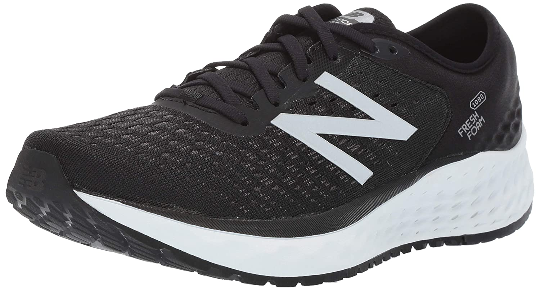 Schwarz(schwarz Weiß) New Balance Balance Balance Herren Fresh Foam 1080v9 Laufschuhe  Null Gewinn
