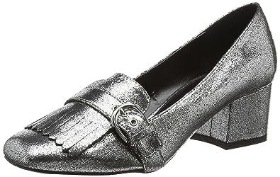Carvela Agatha, Damen Pumps, Grey (Gunmetal), 36 EU (3 UK)