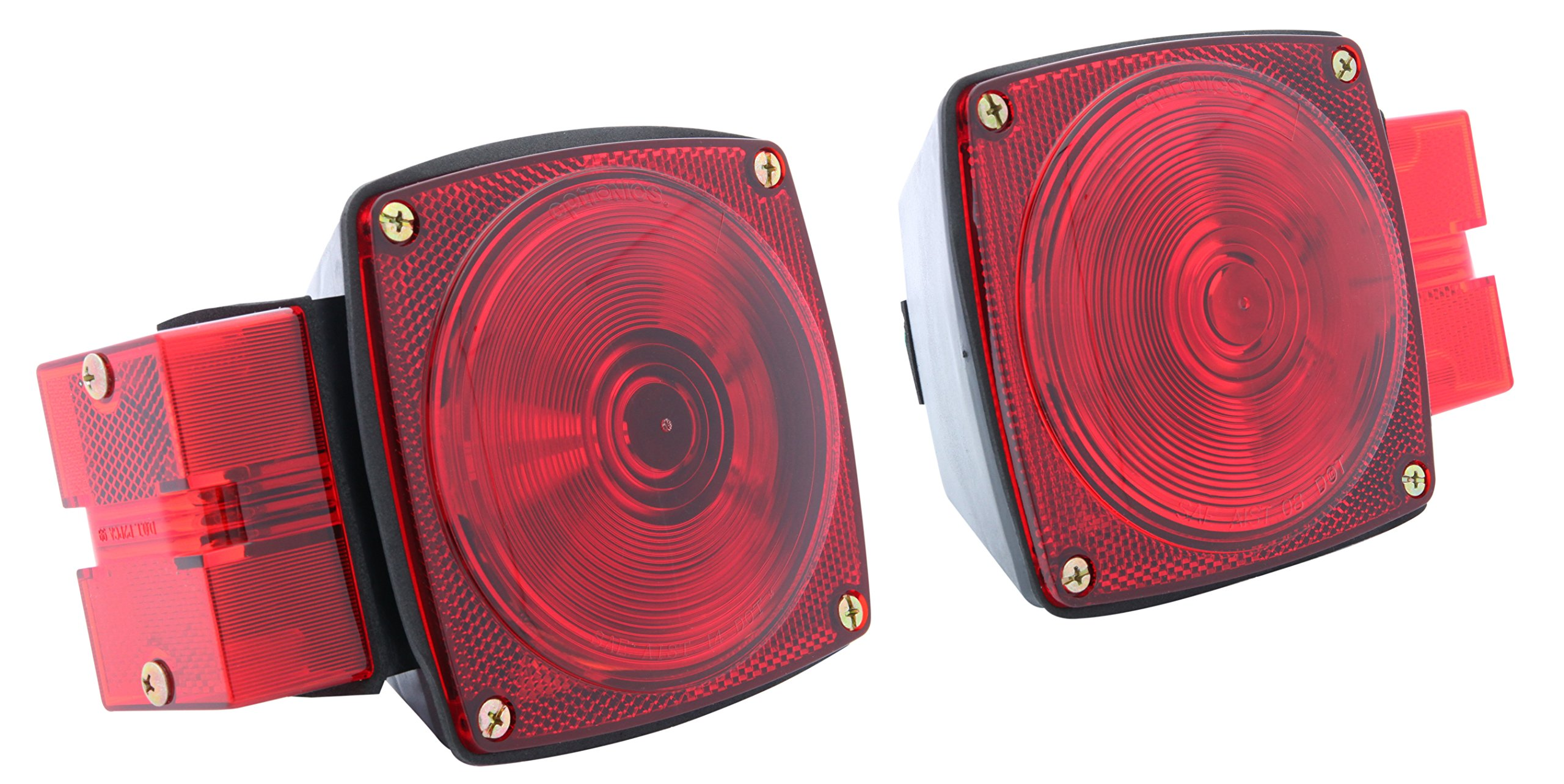 Optronics TL60RK Red Submersible 80 Combinations Tail Light Kit
