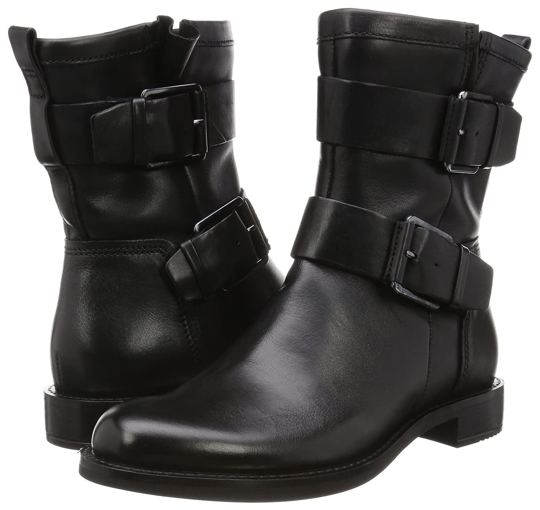 ECCO Boots Women's Shape 25 Motorcycle Boot B01A9IR776 Boots ECCO e2377b