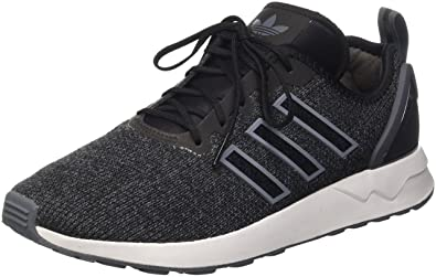 Mens Zx Flux Adv Trainers, Black, 6.5 UK adidas