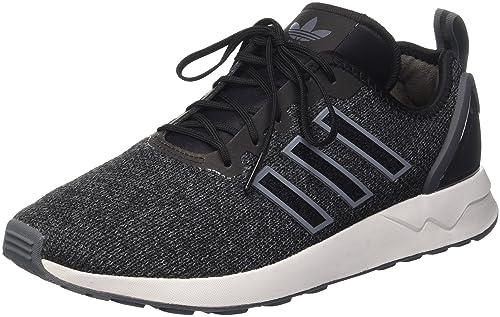 adidas Herren ZX Flux ADV Turnschuhe Sneaker schwarz 44