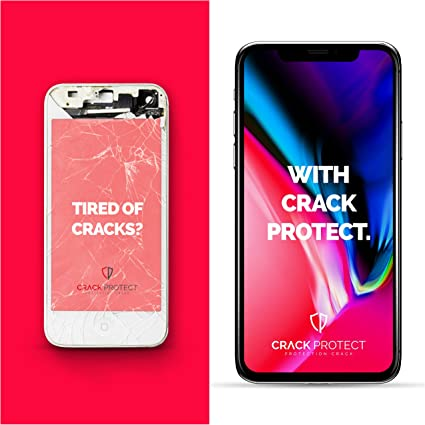 Crack Protect Liquid Screen Protection – Invisible y líquido ...