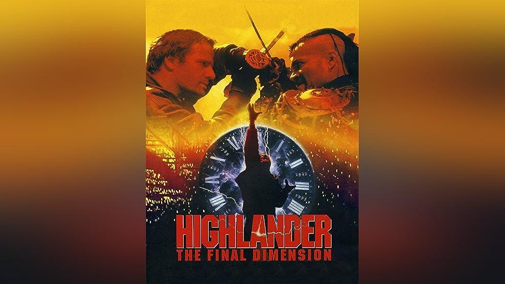 Highlander III: The Final Dimension