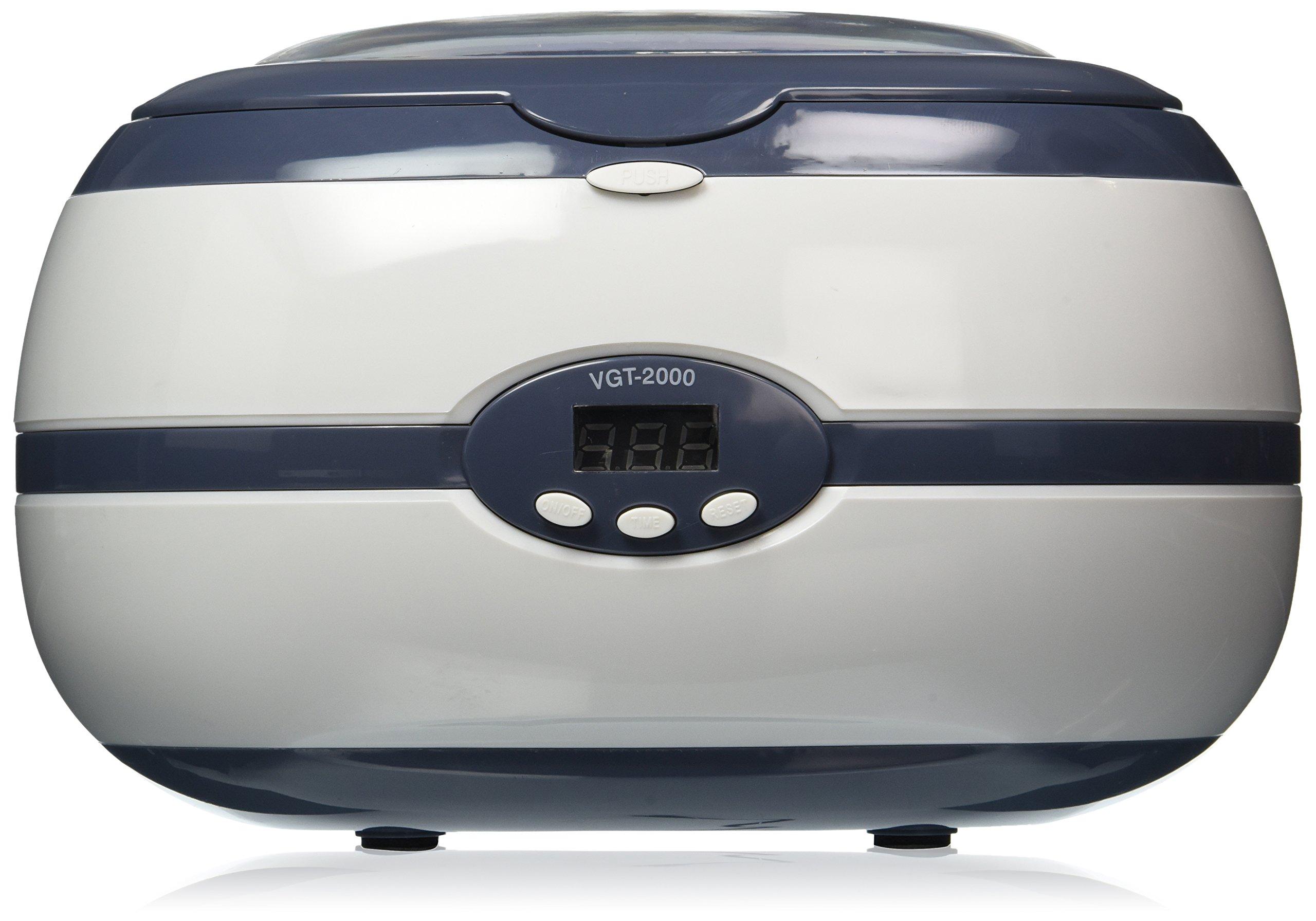 NEW Digital Ultrasonic Cleaner 0.6 Liters 600ml Capacity / Tattoo Equipment / Tattoo Needles / Tattoo Machines / 2000 by Pirate Face Tattoo