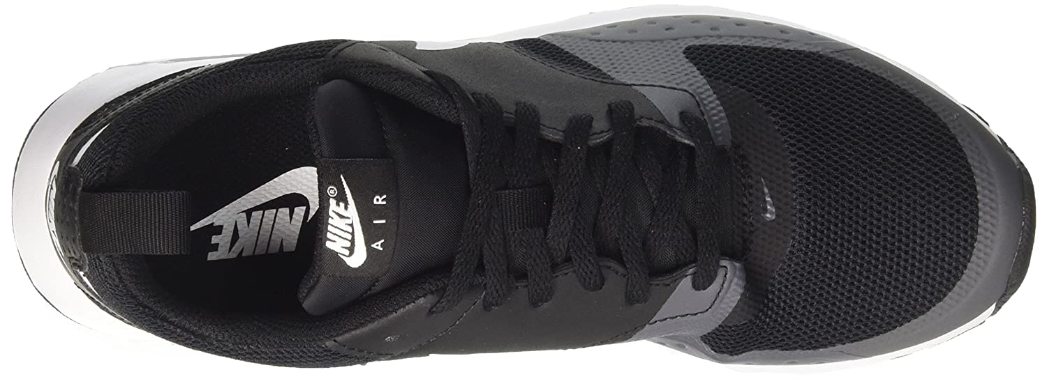 the best attitude 240e3 cdf8c Nike Men s Air Max Vision Low-Top Sneakers, (Black White-Dark Grey), 6  UK(39 EU)  Amazon.co.uk  Shoes   Bags