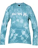 Hurley GFT0002900 Womens One And Only Cloud Wash Pullover Hoodie