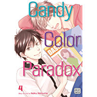Candy Color Paradox, Vol. 4 (Yaoi Manga)