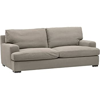 Stone U0026 Beam Lauren Down Filled, Overstuffed Sofa, ...