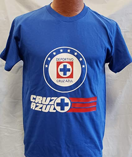 62fd2ee795c Image Unavailable. Image not available for. Color  New Club Deportivo Cruz  Azul La Maquina T-Shirt Size XL