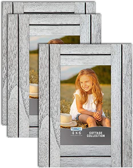 4x6 wall photo frame 10x15cm Moroccan pattern picture frame