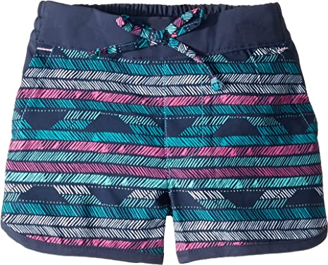 fb92a85e02 Amazon.com: Columbia Kids Baby Girl's Sandy Shores¿ Boardshorts (Toddler):  Clothing