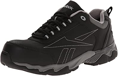 d1850d2ed6ef Amazon.com  Reebok Work Men s Beamer RB1062 EH Athletic Safety Shoe ...
