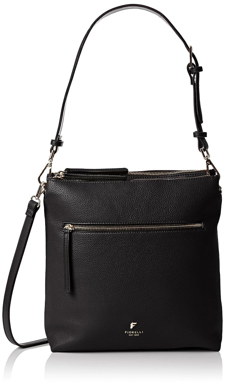 852820b2311 Fiorelli Womens Black Casual Elliot Satchel Crossbody Bag: Amazon.ca: Shoes  & Handbags