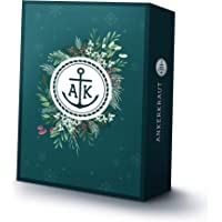 Ankerkraut Premium Gewürz-Adventskalender 2019 | Weihnachtskalender mit 24 Gewürz-Überraschungen | Gewürz Kalender als Geschenk für Männer und Frauen | 1.170 g Gewürze enthalten