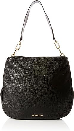 mk shoulder bag black