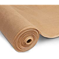 Instahut 70% UV Sun Shade Cloth Shadecloth Sail Roll Mesh Garden Outdoor 175gsm