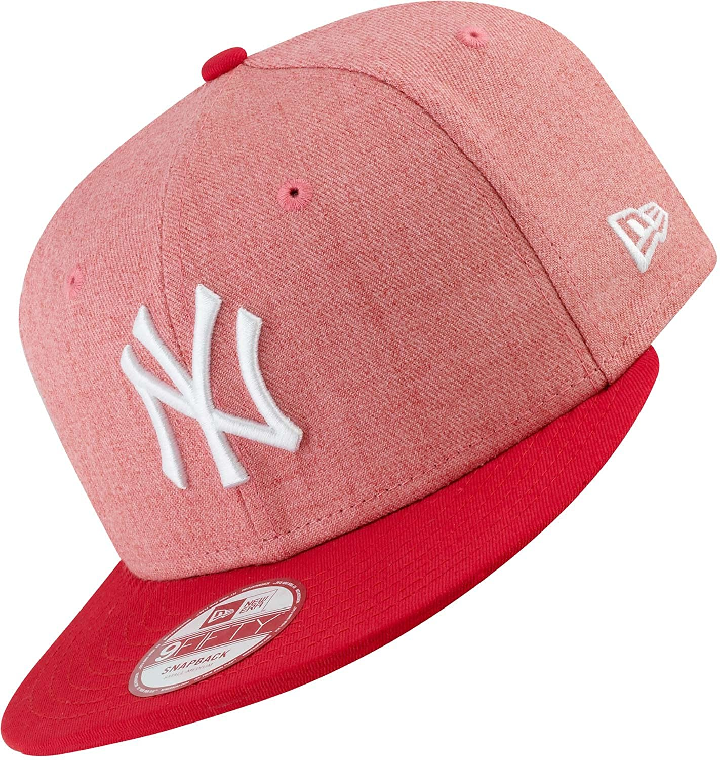b3ecaf7feaf Amazon.com  New Era New York Yankees Fresh Snapback red MLB Cap Kappe  9fifty Basecap OSFA  Clothing