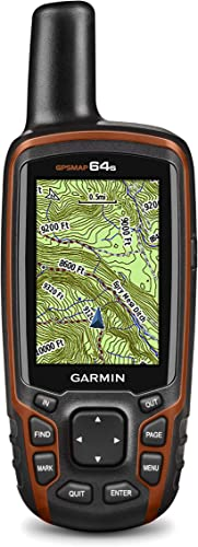 Garmin GPSMAP 64s Worldwide review