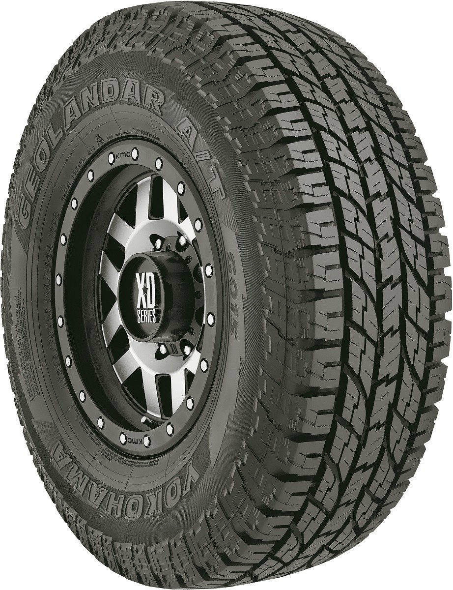 Yokohama Geolandar A/T G015 All-Terrain Radial Tire - 235/85R16 120R 01540