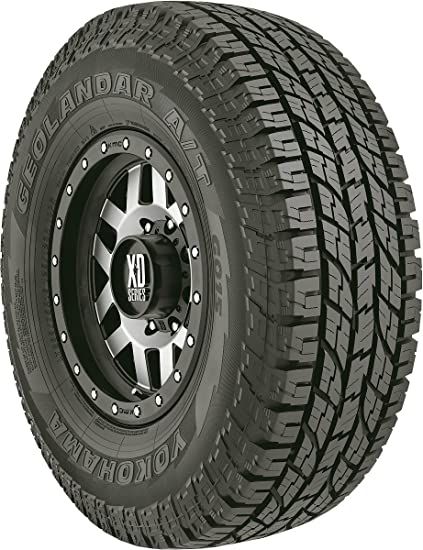 265 70r17 All Terrain Tires >> Amazon Com Yokohama Geolandar A T G015 All Terrain Radial Tire 265