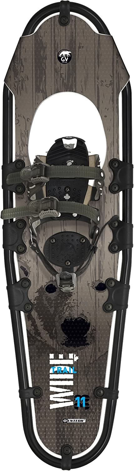 GV Snowshoes Wide Trail Snowshoe, 12 x 42-Inch