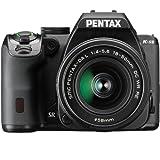 """Pentax K-S2 Appareil photo reflex numérique 3"""" (7,62 cm) 20 Mpix Wi-Fi HDMI USB Noir + Objectif DAL 18-50 mm WR"""